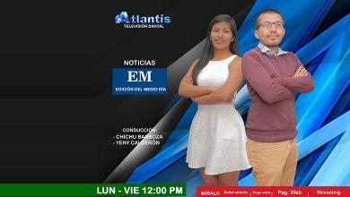 Photo of Atlantis noticias Edición del Medio Día