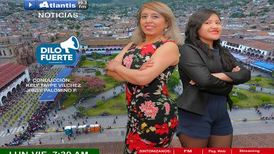 Photo of Atlantis noticias Radio 99.3 fm Dilo Fuerte