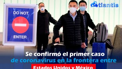 Photo of Estados Unidos: Se confirma primer caso de coronavirus en San Diego