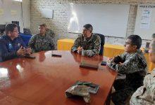 Photo of Reunión Con El Ejército Peruano